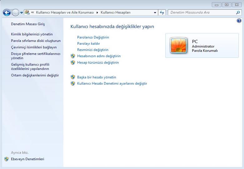 Download Windows 7 Yükseltme Danışmanı from Official Microsoft Download Center