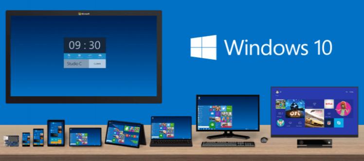 Windows 10 İşletim sistemi