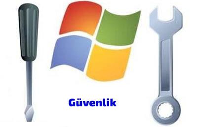 Windows Güvenliği